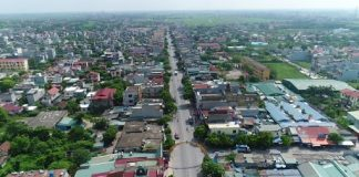 Toàn cảnh huyện Tiền Hải, Thái Bình. - WikiLand