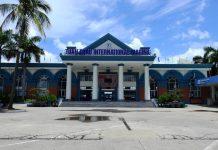 Dù đã được đón khách du lịch nội tỉnh từ trưa 8/6, nhưng Cảng tàu khách quốc tế Tuần Châu vẫn đìu hiu, vắng vẻ. Ảnh: Minh Cương - WikiLand
