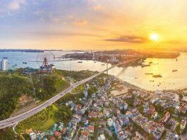Toàn cảnh TP Hạ Long, Quảng Ninh. - WikiLand