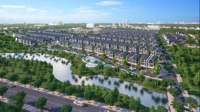 Dự án nằm gần nhiều khu công nghiệp lớn của Bà Rịa - Vũng Tàu - WikiLand  Chuỗi tiện ích đặc quyền tại khu biệt thự The Fusion 1 1449 1632792437
