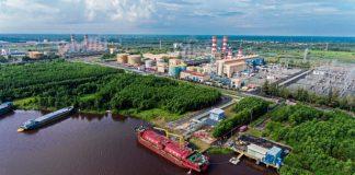 Nhà máy điện Cà Mau 1&2. Ảnh: PVN - WikiLand