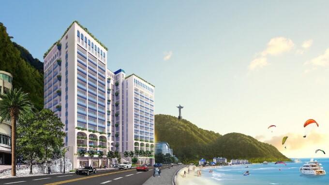 Phối cảnh dự án Léman Cap Residence. - WikiLand  Léman Cap Residence đón xu hướng đầu tư tại trung tâm Vũng Tàu anh du an jpeg 4578 1633507796