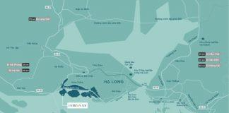 Hạ tầng tại Hạ Long không ngừng được hoàn thiện. - WikiLand
