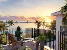 Tầm view từ căn hộ của Horizon Bay. Ảnh: Horizon Bay - WikiLand