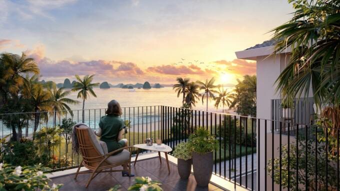 Tầm view từ căn hộ của Horizon Bay. Ảnh: Horizon Bay - WikiLand  Horizon Bay thu hút giới đầu tư horizonbay3 1287 1633594466